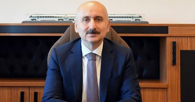 """Bakan Adil Karaismailoğlu: """"Rize-Artvin Havalimanı'nın dolgu çalışmaları yıl sonuna kadar inşallah bitecek"""""""