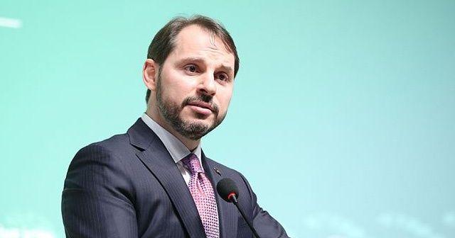 Bakan Albayrak:Türkiye Sigorta güçlü bir piyasa oyuncusu olacak