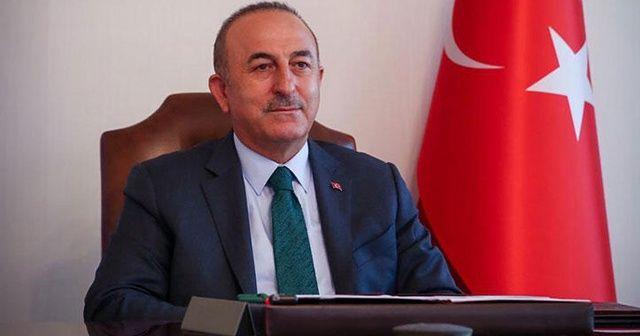 Bakan Çavuşoğlu'ndan BM'ye 'Diyarbakır Anneleri'ne destek' çağrısı