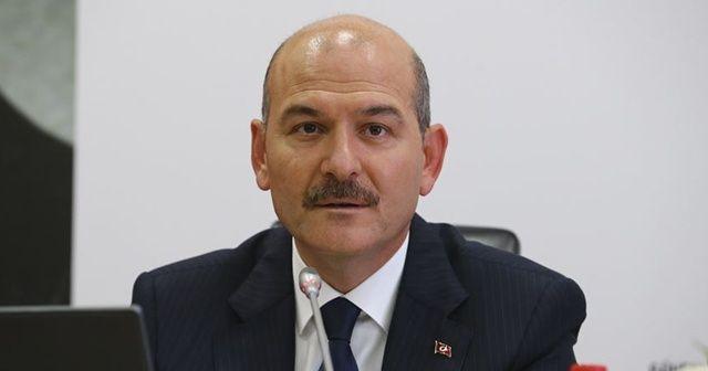 Bakan Soylu 81 ilin valisiyle 'Kovid-19' tedbirlerini değerlendirdi