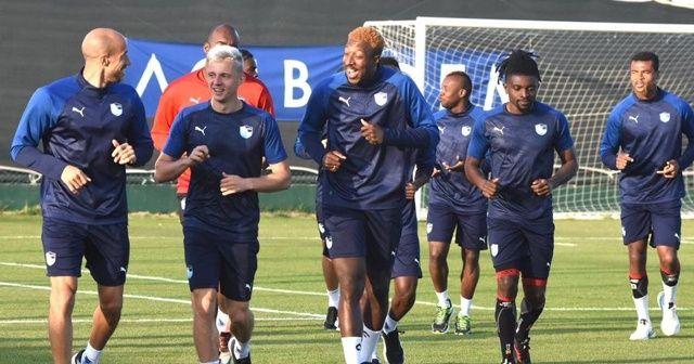BB Erzurumspor Rizespor maçı hazırlıklarını sürdürüyor