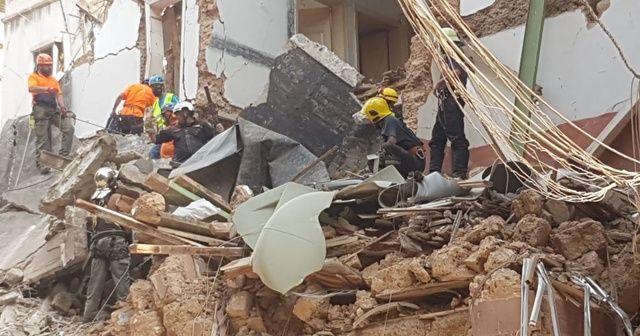 Beyrut'taki patlamadan 30 gün sonra enkaz altında canlı olabileceği sinyali