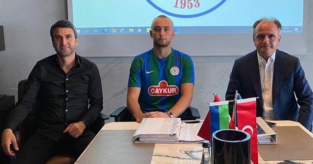 Çaykur Rizespor, Doğan Erdoğan ile 3 yıllık anlaşma sağladı