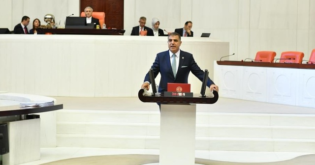 CHP Hatay Milletvekili Güzelmansur'un Covid-19 testi pozitif çıktı