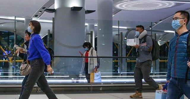Çin, Pekin Başkent Uluslararası Havalimanını 8 ülkeden uçuşlara açtı