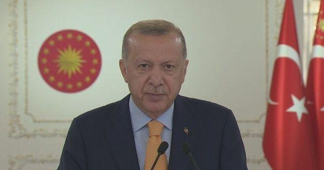 Cumhurbaşkanı Erdoğan, BM Genel Kurulunda dünyaya seslendi