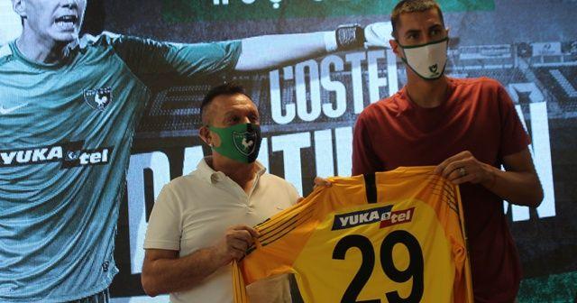 Denizlispor, Costel Pantilimon ile sözleşme imzaladı