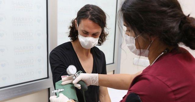 Denizlispor'un yeni transferi Subotic sağlık kontrolünden geçti