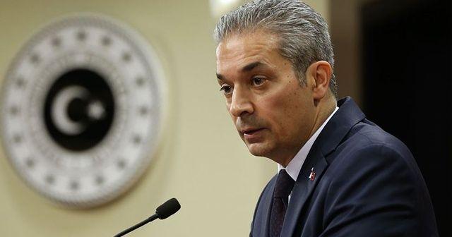 Dışişleri: Kıbrıs meselesinde federasyonla ilgili konuşacak hiçbir şey kalmamıştır