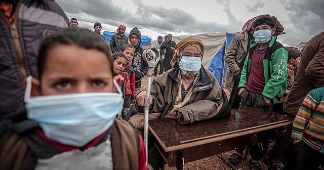 Esad rejiminin Kovid-19 vaka ve ölümlerini gizlediği iddia edildi
