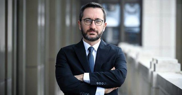 Fahrettin Altun Ermenistan iddiasını yalanladı