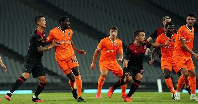 Fatih Karagümrük, Başakşehir'i 2-0 yendi
