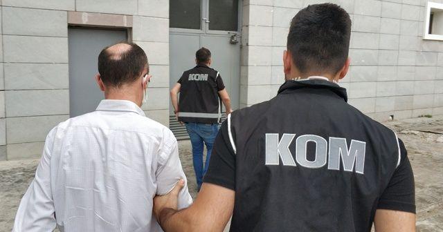 FETÖ'den 7.5 yıl cezası bulunan eski öğretmen tutuklandı