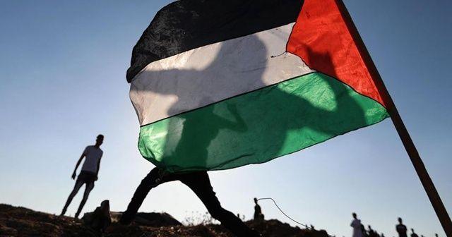 Filistin Yönetimi: Beyaz Saray'da yaşananlar bölgede barışı sağlamayacak