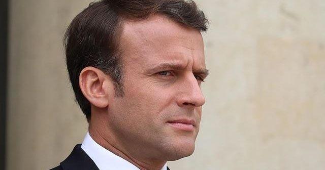 Fransa Cumhurbaşkanı Macron'dan haddi aşan sözler!