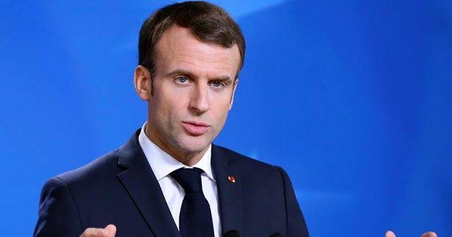 Fransa Cumhurbaşkanı Macron: Ermenistan için endişeliyim