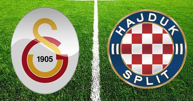 Galatasaray Hajduk Split Maçı Hangi Kanalda Saat Saçta? Şifreli mi? GS Hajduk Split Canlı İzle