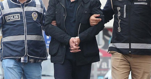 Gaziantep'te terör operasyonu: 5 gözaltı