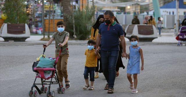Irak'ta Kovid-19 nedeniyle son 24 saatte 68 can kaybı