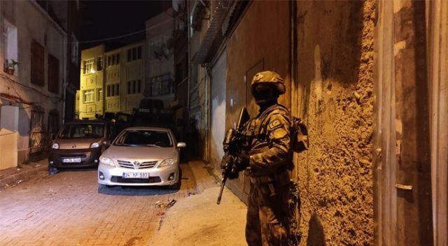 İstanbul'da PKK operasyonu! Çokk sayıda gözaltı var