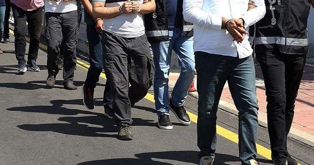 İstanbul merkezli 34 ilde eş zamanlı FETÖ operasyonu