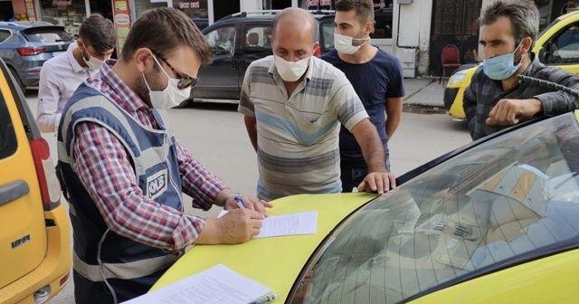 Karantina ihlaline 6 bin 300 lira para cezası verildi