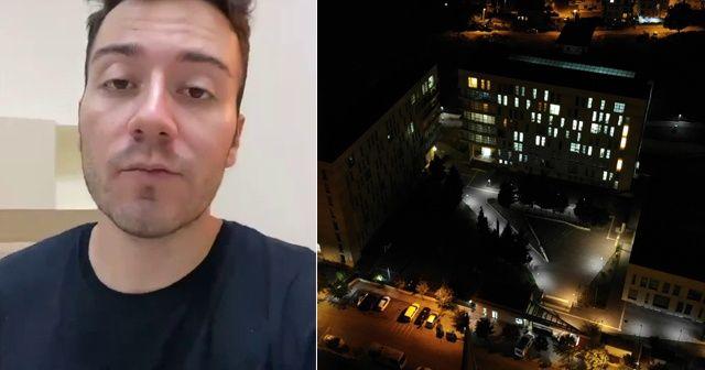 Karantinadan kaçan ünlü Youtuber Enes Batur yurda yerleştirildi