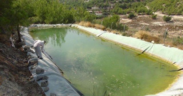 Kaybolan 2 kişinin cansız bedeni sulama havuzunda bulundu