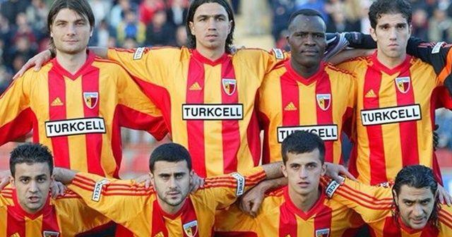 Kayserispor'un son transferi İlhan Parlak: Çok mutluyum