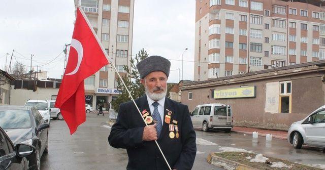 Kıbrıs Gazisi Covid-19'a yenik düştü