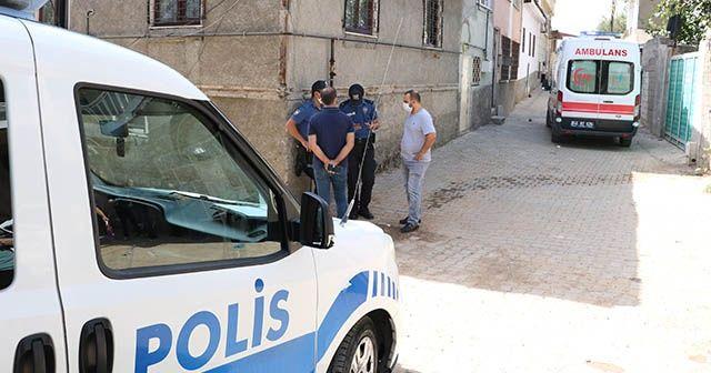 Kokusu mahalleyi sardı herkes polisi aradı