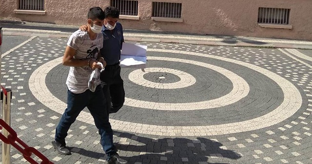 Konya'da 2 hırsızlık olayına karışan şüpheli tutuklandı