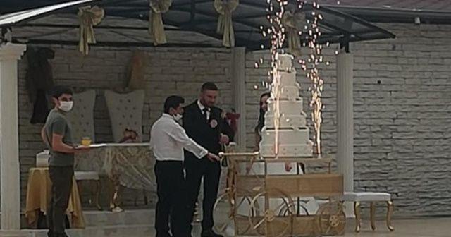 Koronavirüs karantinasını ihlal edip düğün salonunda çalışan sanığa hapis istemi