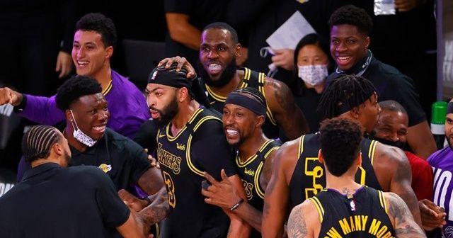 Lakers, son saniye basketiyle NBA Batı finalinde 2-0 öne geçti