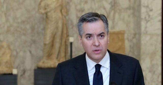 Lübnan'da Mustafa Edib hükümeti kurma görevini bıraktı