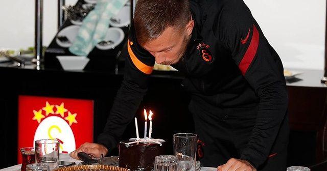 Martin Linnes'in doğum günü kutlandı