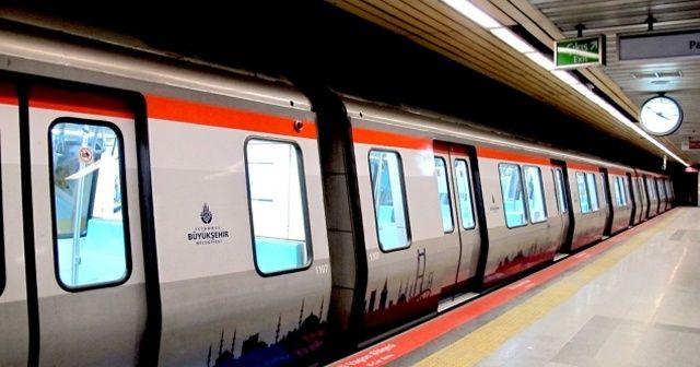 Metro istasyonunda intihar!