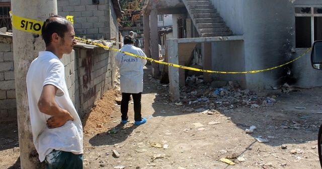 Metruk binada ikinci şüpheli ölüm