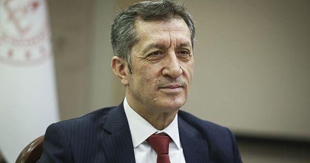 Milli Eğitim Bakanı Selçuk salgın sürecinde rehber öğretmenlerin önemine dikkati çekti