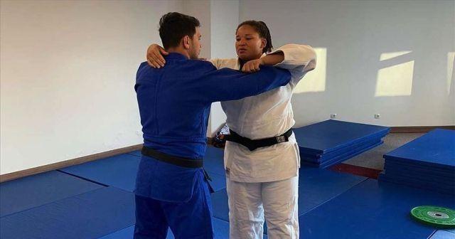 Milli judocu Kayra Sayit: Dünya sıralamasında 5. sıradayım