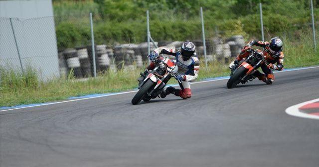 Milli motosikletçiler İspanya ve San Marino'da Türkiye'yi temsil etti