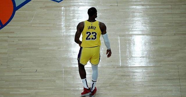 NBA'de yılın 5'leri belirlendi