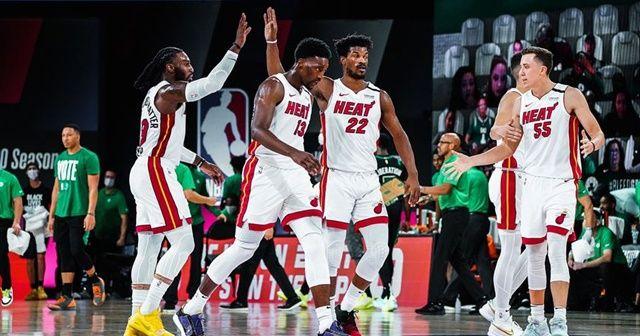 NBA Doğu Konferansı finalinde Heat, Celtics karşısında 2-0 önde