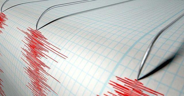 Niğde'de 3.4 büyüklüğünde deprem