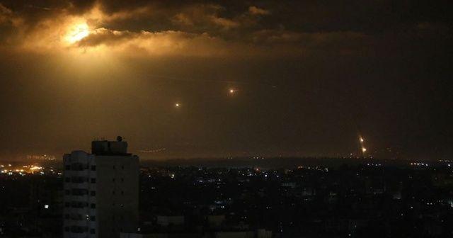 Normalleşme anlaşmaları imzalanırken Gazze'den İsrail'e roket atıldı: 2 yaralı