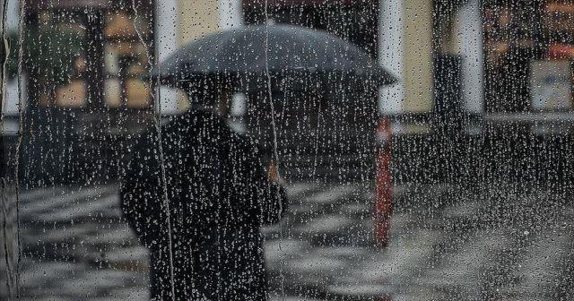 O illerde yaşayanlar dikkat! Sağanak yağış geliyor