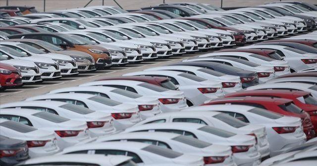 Otomotiv pazarı 8 ayda yüzde 68,4 büyüdü