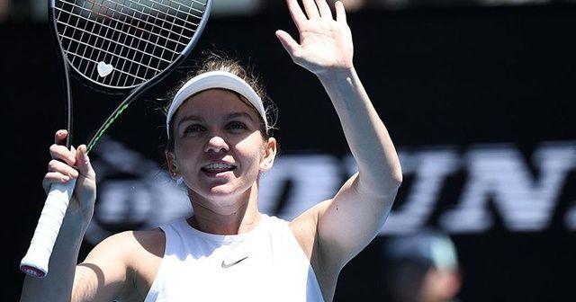 Roma Açık Tenis Turnuvası'nda tek kadınlarda Halep şampiyon oldu