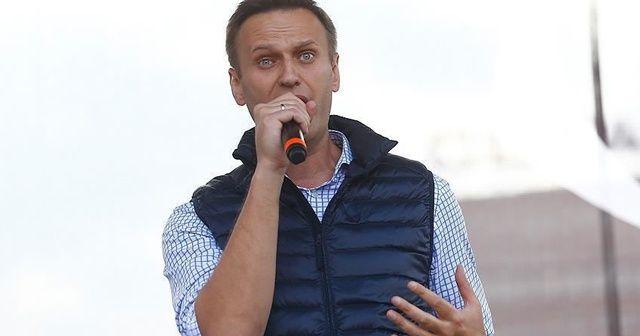 "Rusya'dan Almanya'ya Navalnıy'ın zehirlenmesi iddiasını ""siyasallaştırmama"" çağrısı"