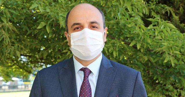 Samsun İl Sağlık Müdürü Oruç'tan vaka sayısı artışı uyarısı: Korona hastalarına bile ziyarete gidiyorlar